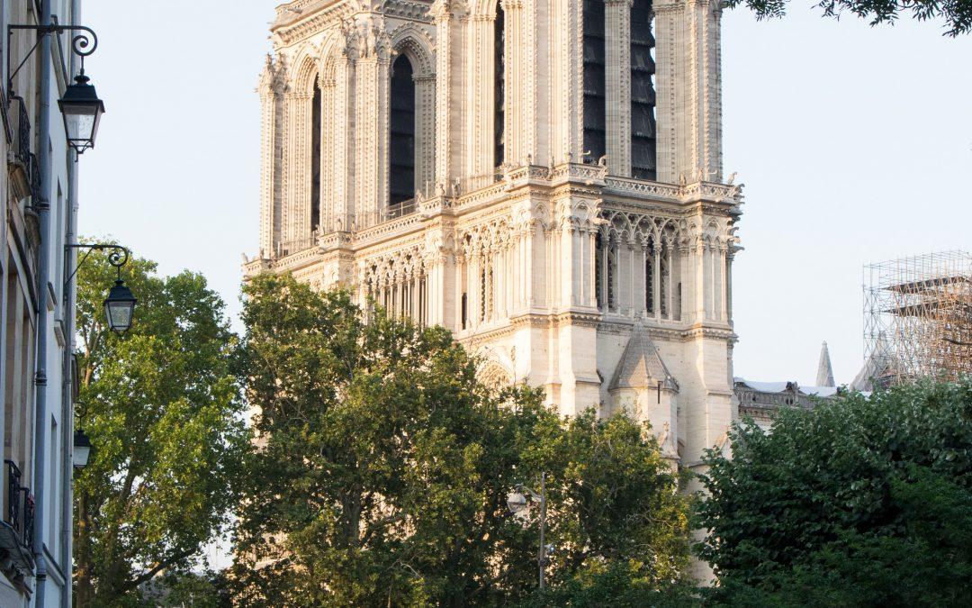 A Notre Dame de Paris